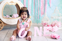 Miss {M} turns ONE